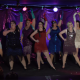 women in flapper dresses